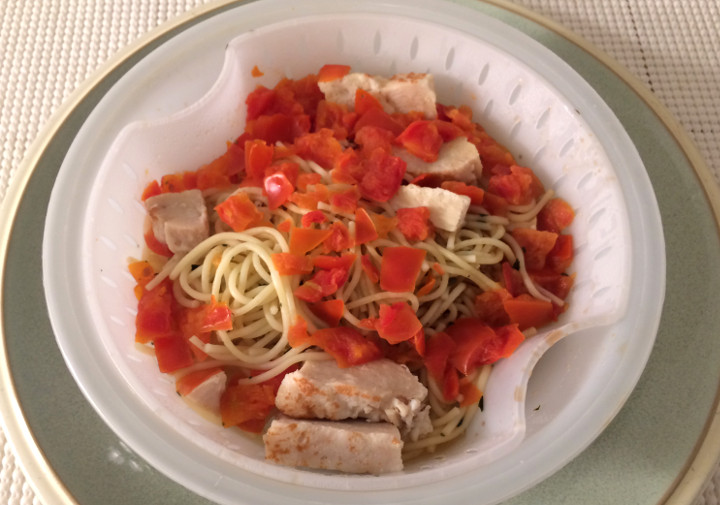 Healthy Choice Chicken Margherita with Balsamic