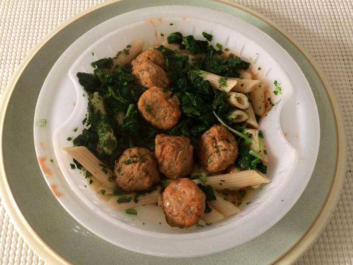 Healthy Choice Meatball Marinara