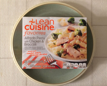Lean Cuisine Alfredo Pasta with Chicken & Broccoli