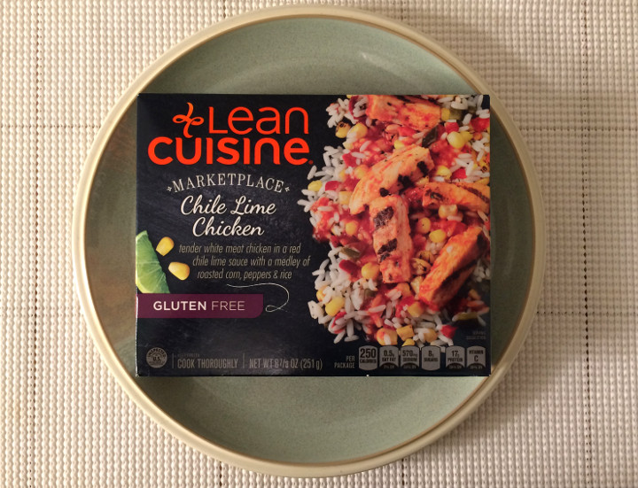 Lean Cuisine Chile Lime Chicken