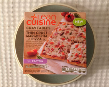 Lean Cuisine Thin Crust Margherita Pizza