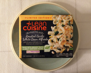 Lean Cuisine Roasted Garlic White Bean Alfredo