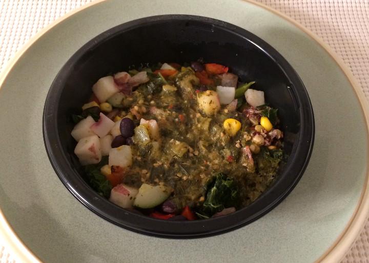 Kashi Chimichurri Quinoa Bowl Review – Freezer Meal Frenzy