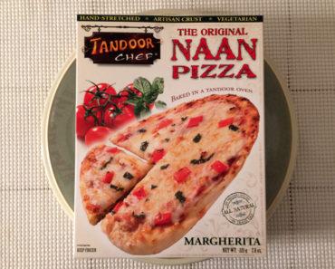Tandoor Chef Margherita Pizza