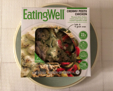 Eating Well Creamy Pesto Chicken Review