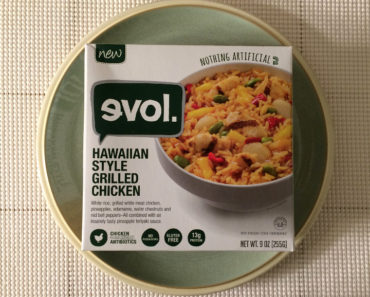 Evol Hawaiian Style Grilled Chicken
