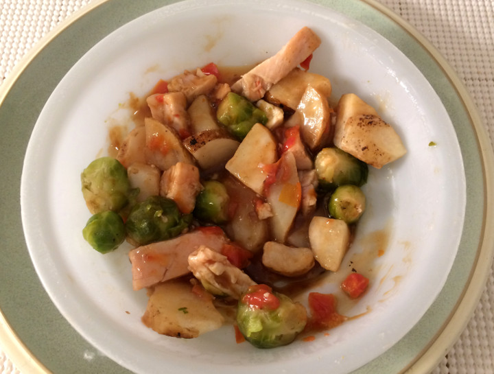 Healthy Choice Honey Balsamic Chicken