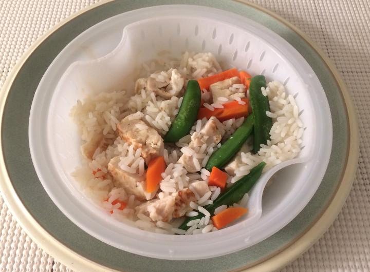Healthy Choice Sweet Sesame Chicken
