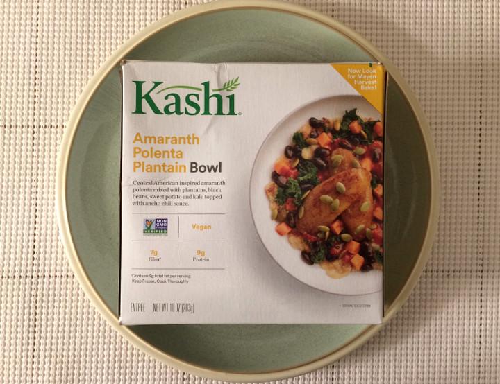 Kashi Amaranth Polenta Plantain Bowl