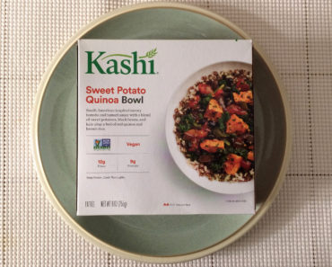 Kashi Sweet Potato Quinoa Bowl