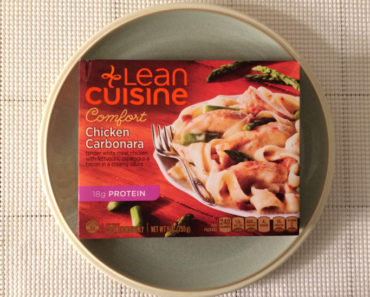 Lean Cuisine Chicken Carbonara