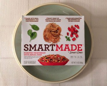 Smart Made Roasted Vegetables with Angel Hair Pasta Review