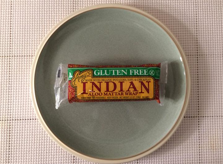 Amy's Indian Aloo Mattar Wrap
