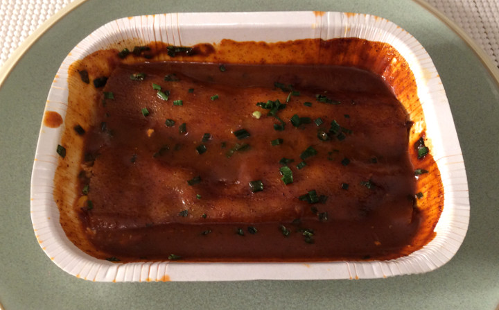 Amy's Light in Sodium Black Bean & Vegetable Enchilada