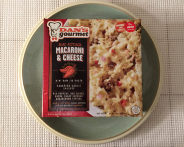 Dan's Gourmet Mac Attack Macaroni & Cheese