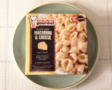 Dan's Gourmet Plain Jane Macaroni & Cheese