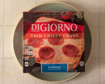 DiGiorno Thin Crispy Crust Pepperoni Pizza