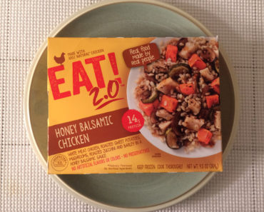 Eat! 2.0 Honey Balsamic Chicken Review