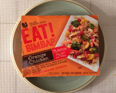Eat! Bimbap Orange Chicken