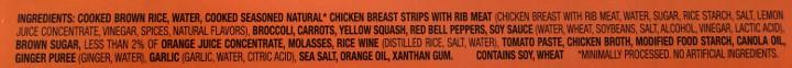 Eat! Bimbap Orange Chicken