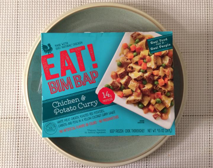 Eat! Bimbap Chicken & Potato Curry