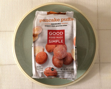 Good Food Made Simple Banana Pancake Puffs
