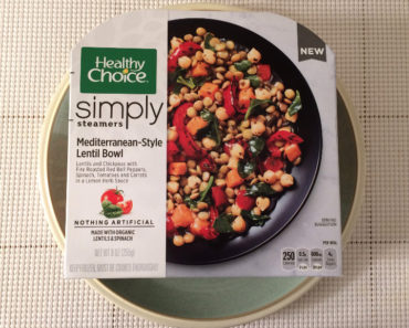 Healthy Choice Mediterranean-Style Lentil Bowl