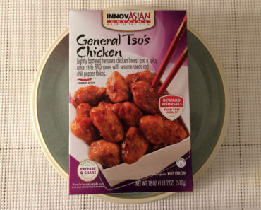 InnovAsian Cuisine General Tso's Chicken