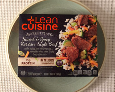 Lean Cuisine Sweet & Spicy Korean-Style Beef