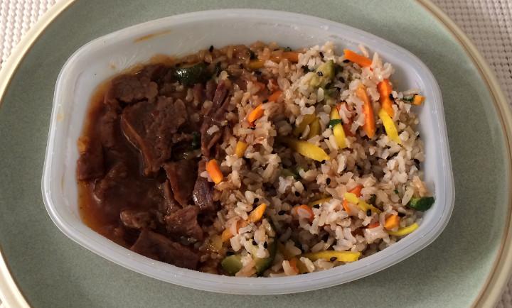 Lean Cuisine Sweet & Spicy Korean-Style Beef