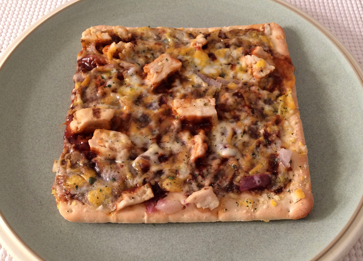 Lean Cuisine Thin Crust BBQ Recipe Chicken Pizza