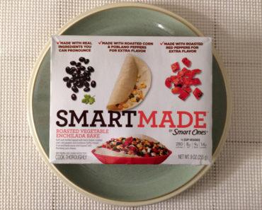 Smart Made Roasted Vegetable Enchilada Bake Review