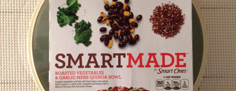 Smart Made Roasted Vegetables & Garlic-Herb Quinoa Bowl