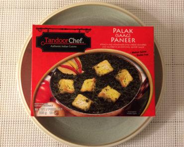 Tandoor Chef Palak (Saag) Paneer