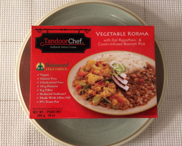 Tandoor Chef Vegetable Korma