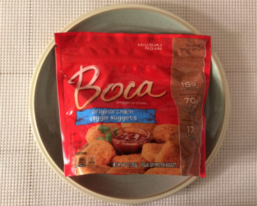 Boca Original Chik'n Veggie Nuggets