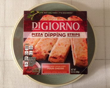 DiGiorno Four Cheese Pizza Dipping Strips