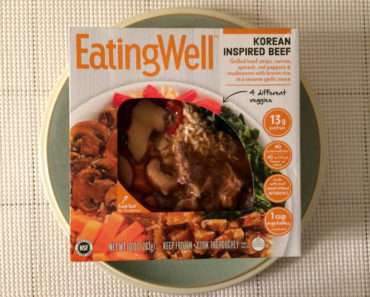 Eating Well Korean Style Beef Review