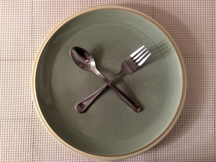 Freezer Meal Fork and Spoon