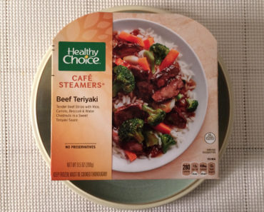 Healthy Choice Beef Teriyaki