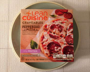 Lean Cuisine Craveables Pepperoni Pizza