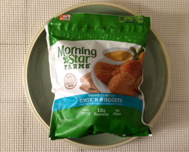 Morningstar Farms Veggie Classics Chik'n Nuggets Review
