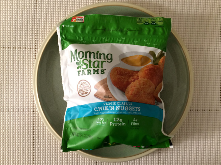Morningstar Farms Veggie Classics Chik'n Nuggets
