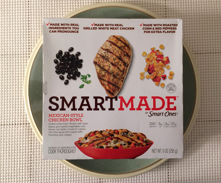 Smart Made Mexican-Style Chicken Bowl