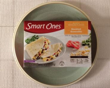 Smart Ones Breakfast Quesadilla