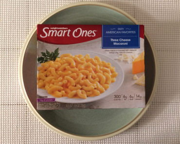 Smart Ones Three Cheese Macaroni