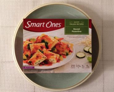 Smart Ones Ravioli Florentine