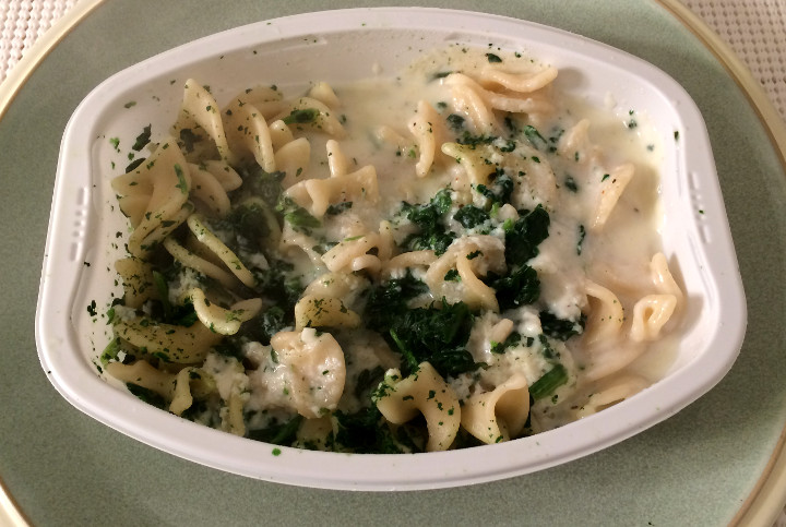 Smart Ones Pasta with Ricotta and Spinach