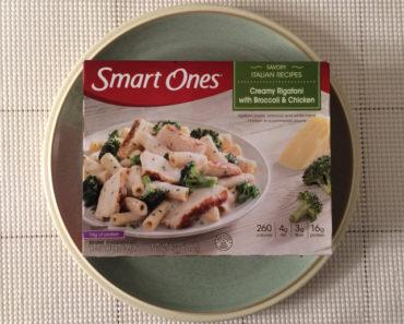 Smart Ones Creamy Rigatoni with Broccoli & Chicken