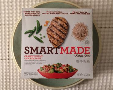 Smart Made Orange Sesame Chicken Bowl Review